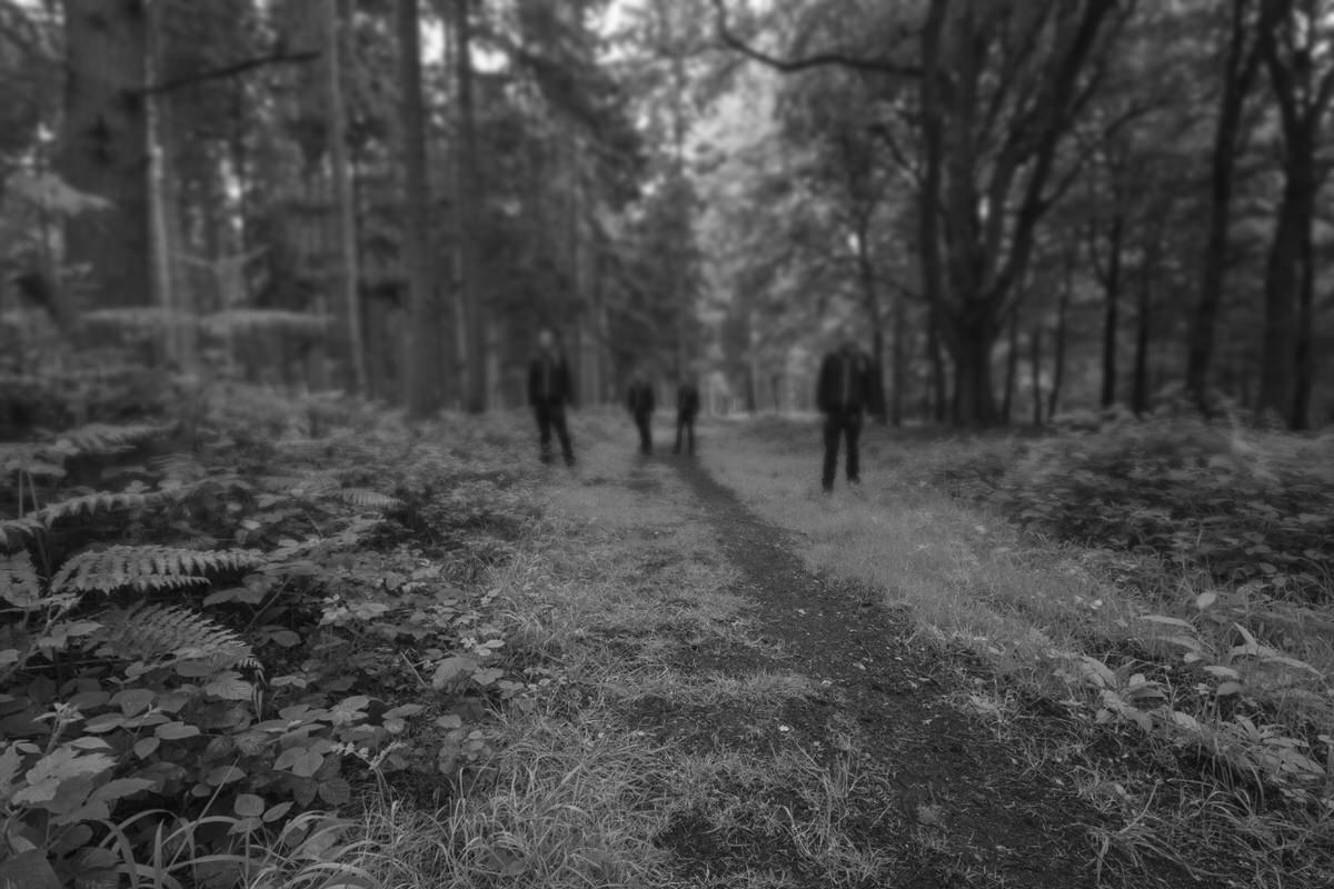 Walking with ghosts 3