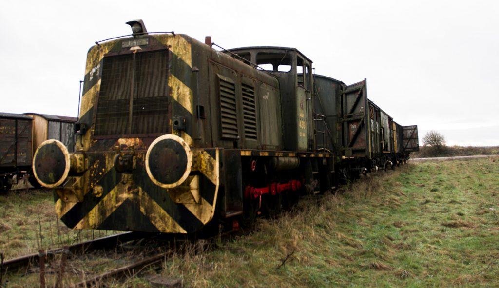 Salisbury Plain - End of the line