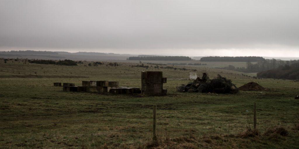 Cut price stonehenge