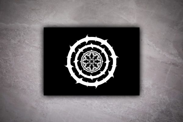 Postcard - Industrial Hedge Wizard