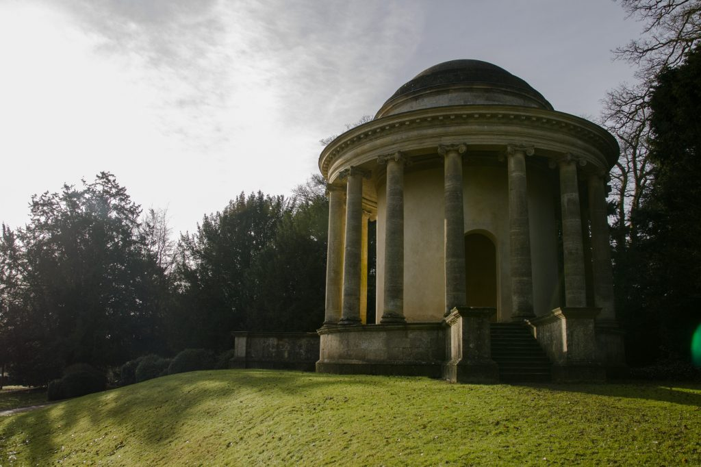 Stowe Landscape Gardens - Temple Of Ancient Virtue