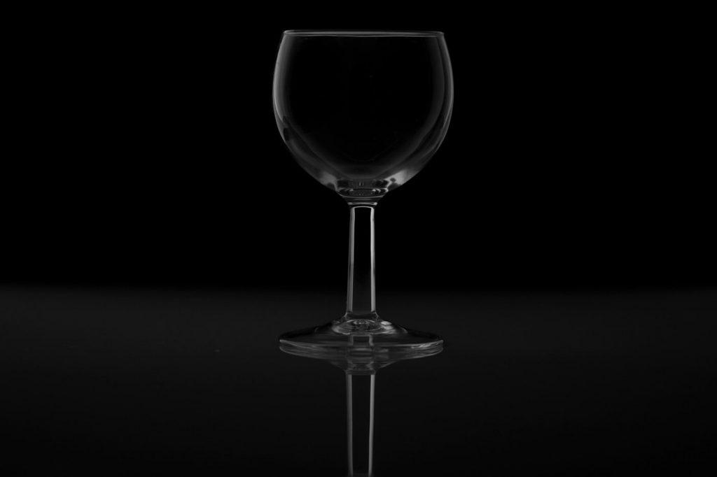 Glass - Dark Field